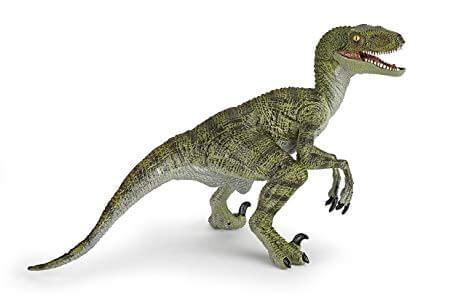 Informacion Sobre el Velociraptor Para Niños
