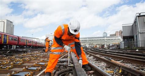 Infrastructure insights: track   Network Rail