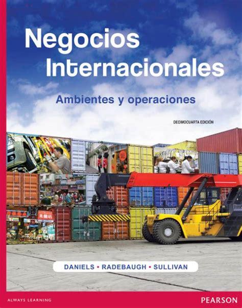 Ingebook   NEGOCIOS INTERNACIONALES 14ED   Ambientes y ...