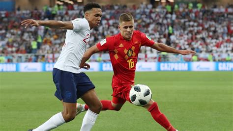 Inglaterra   Bélgica: Mundial 2018 de Fútbol, resultado y ...