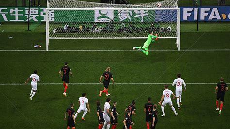 Inglaterra vs. Croacia: el golazo de tiro libre de Kieran ...