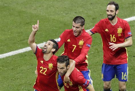 Inglaterra y Croacia, rivales de España en la Liga de ...