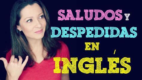 Inglés Básico para Principiantes: Saludos, Introducciones ...