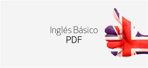 Inglés Básico pdf: Curso Gratis para Descargar   Formación ...