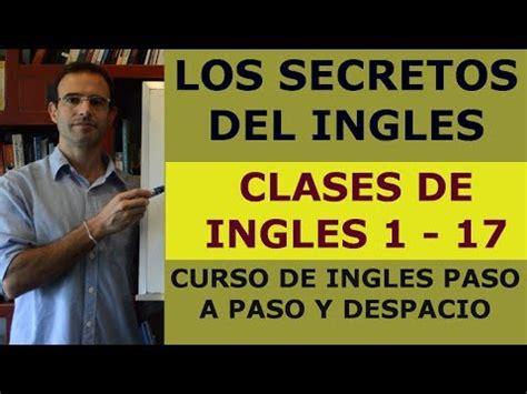 Ingles Sin Barreras Dvd 2 Leccion 4 Parte 1