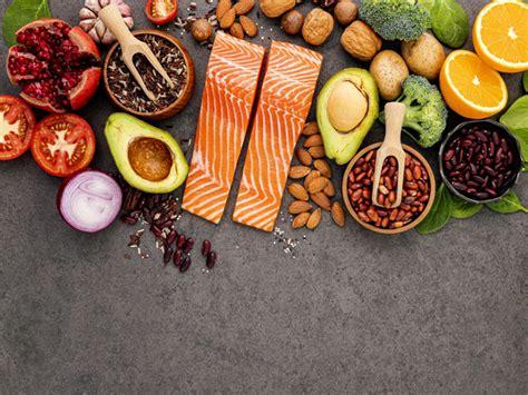 Ingredientes para la selección de alimentos saludables ...