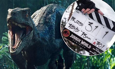 Inicia grabación de  Jurassic World: Dominion , la nueva ...