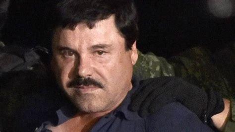 Inicia proceso penal en contra de Joaquín  El Chapo ...