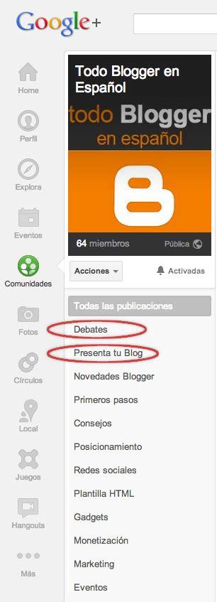 iniciaBlog presenta: Todo Blogger en Español | iniciaBlog ...