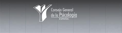 Inicio   Col·legi Oficial de Psicologia de la Comunitat ...