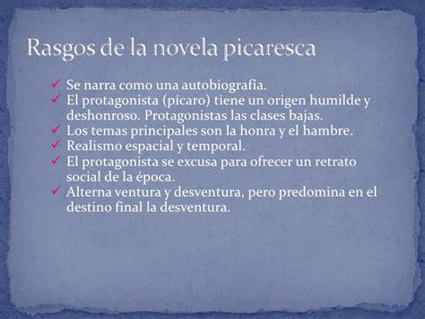 Inicios de la novela moderna y realista: El Lazarillo de ...