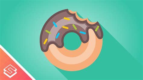 Inkscape Tutorial: Vector Donut   YouTube