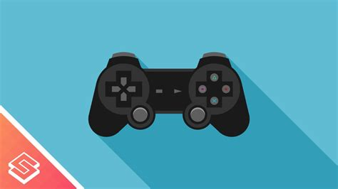 Inkscape Tutorial: Vector Playstation Controller   YouTube