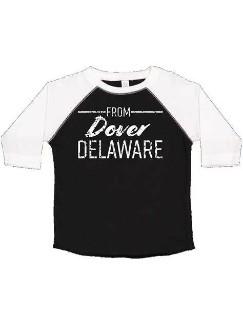 INKtastic   From Dover Delaware in White Distressed Text ...
