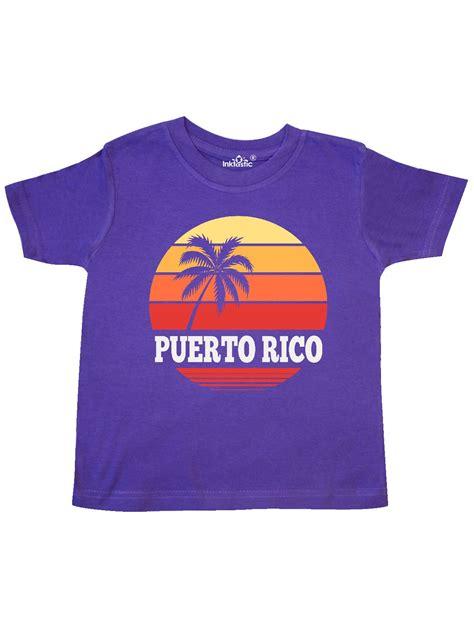 INKtastic   Puerto Rico Vacation Cruise Toddler T Shirt ...