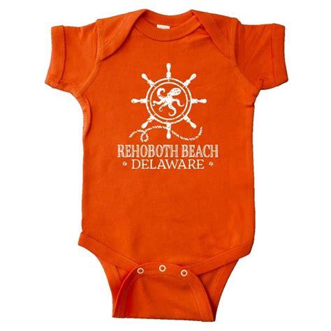 INKtastic   Rehoboth Beach Delaware Nautical Infant ...
