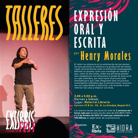 Inscríbete en el taller de expresión oral   Revista Ex ...