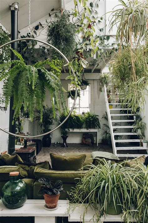 Inside Clapton Tram — a Plant Filled Warehouse Space ...