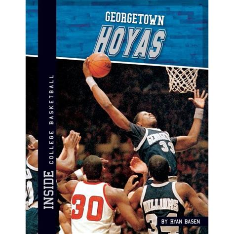 Inside College Basketball: Georgetown Hoyas  Hardcover ...
