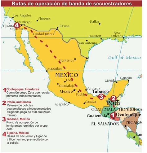 Inside Mexico: Migratory Route Siege and Crisis ...