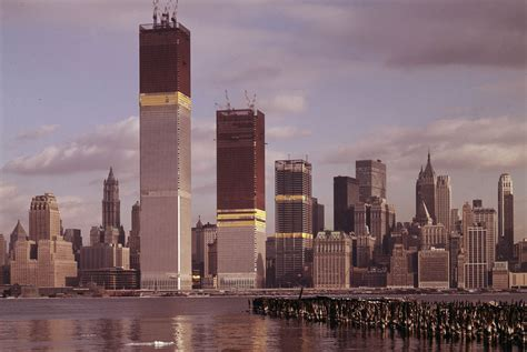 Inside the Apple: World Trade Center Tops Out  and messes ...
