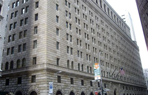 Inside the Federal Reserve Bank of New York: Secret ...