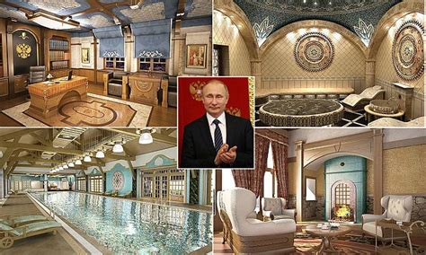 Inside Vladimir Putin s new Russian holiday home | Daily ...