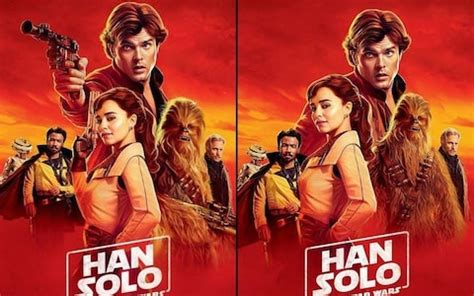 Insider reveals details of  messy  Han Solo shoot, as new ...