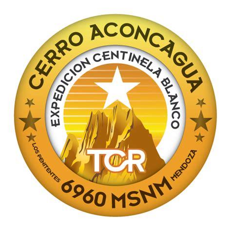 INSIGNIA OFICIAL DE LA EXPEDICION CENTINELA BLANCO. CERRO ...