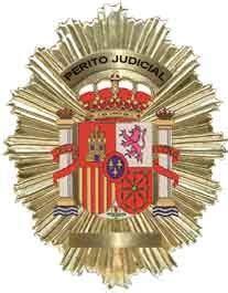 insignias OFICIALES: PERITO JUDICIAL ESPECIALIDADES