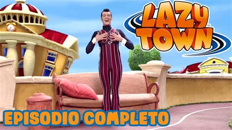 Insomnio En Lazy Town   Lazy Town en Español   Dibujos ...