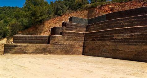 Insostal   Muro de suelo reforzado o muros ecológicos ...