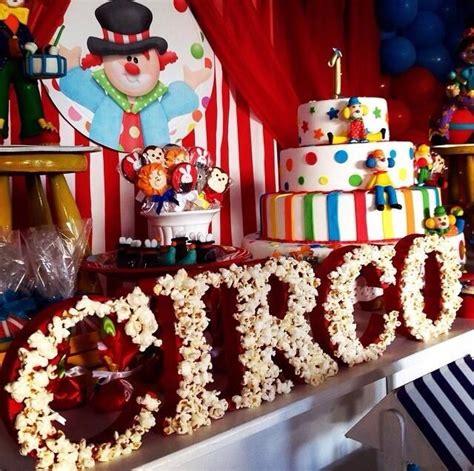 inspiração | Festa do Circo / Palhaços em 2019 | Festa ...