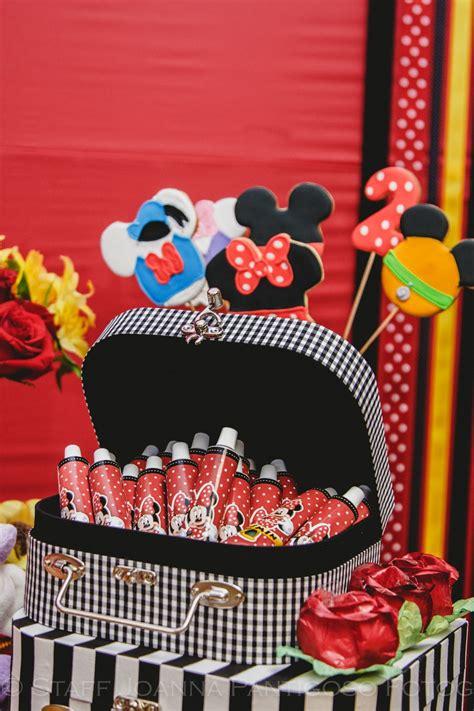 Inspiración   Decoración Mickey & Minnie Mouse   Small ...