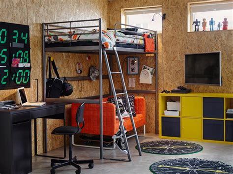 Inspiración dormitorios juveniles Ikea 2018   2019  16 FOTOS