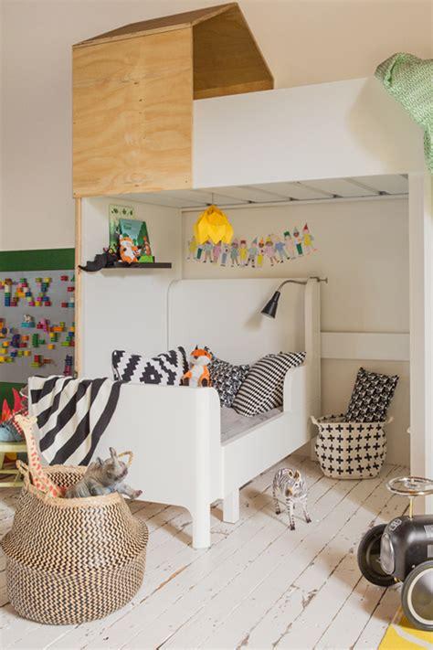 Inspiración Ikea: Increíble Habitación infantil compartida ...