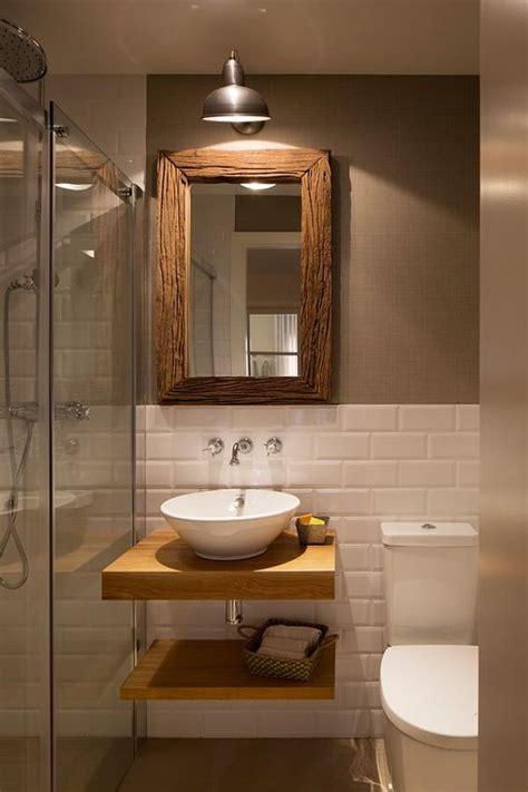 Inspiración para baños pequeños. Ideas para cuartos de baño.