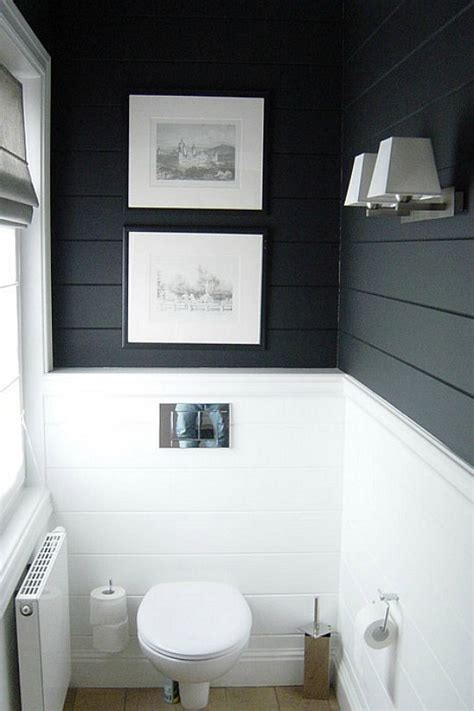 Inspiración para decorar tu aseo o baño de cortesía ...