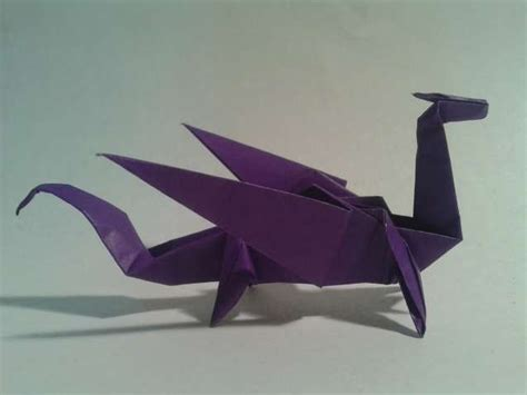 Inspirational Hardest origami Dragon  With images  | Easy ...