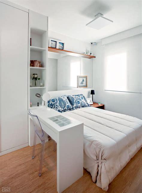 Inspire se: 30 ideias de decoração para quartos pequenos