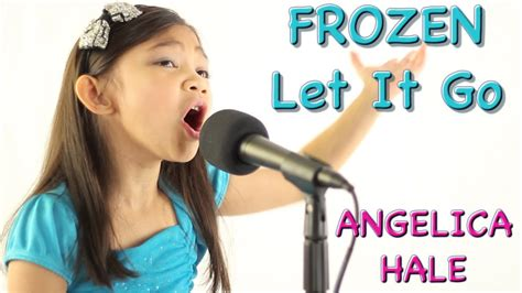 Inspiring 6 Year Old Little Girl Who Sings Let it Go ...