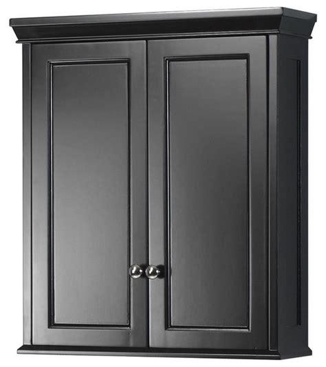 Inspiring Black Bathroom Wall Cabinet #8 Hanging Wall ...