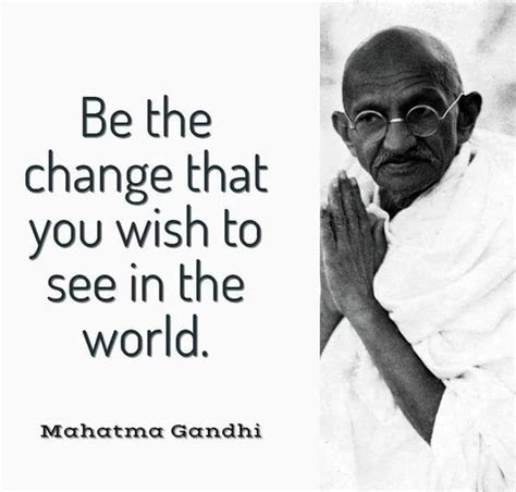 Inspiring Mahatma Gandhi quotes on peace, courage and ...