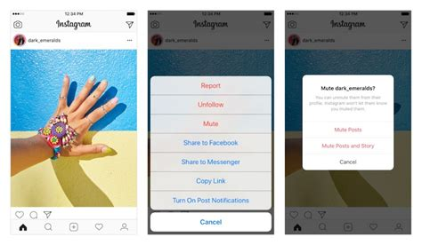 Instagram Announces Mute Feature So You Can Hide Posts ...