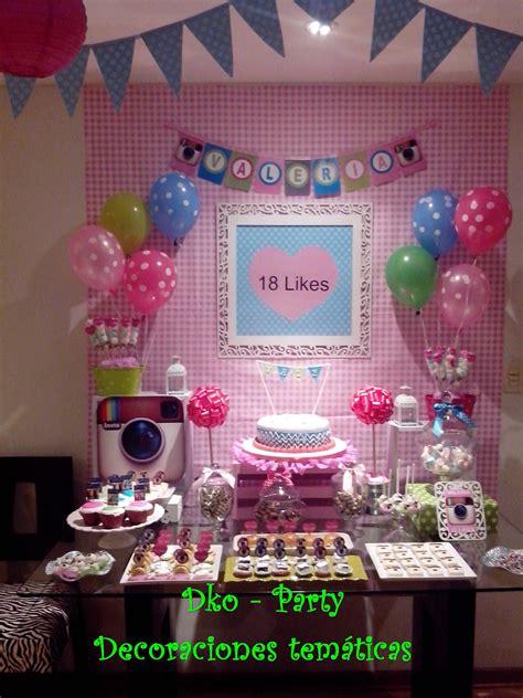 Instagram Party en 2019 | Fiestas de adolescentes, Fiesta ...