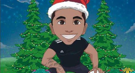 Instagram: Raúl Ruidíaz se viste de Papá Noel para alegrar ...