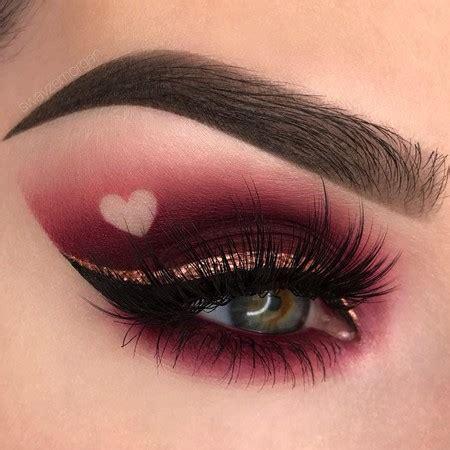 Instagram se llena de maquillajes con mucho corazón para ...