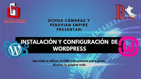 Instalacion de WordPress   YouTube