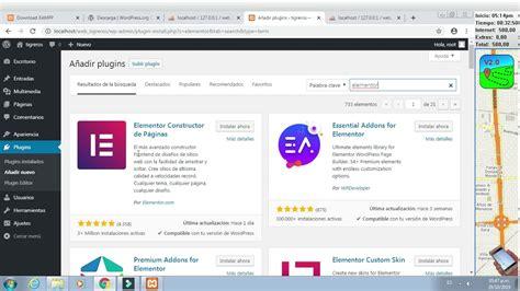 Instalación y utilización de WordPress y xampp   YouTube