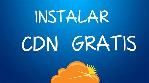 Instalar CDN Cloudflare Gratis en Wordpress   YouTube